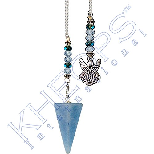 Kheops-International-Hexagonal-Pendulum-Angelite-Angel-61060
