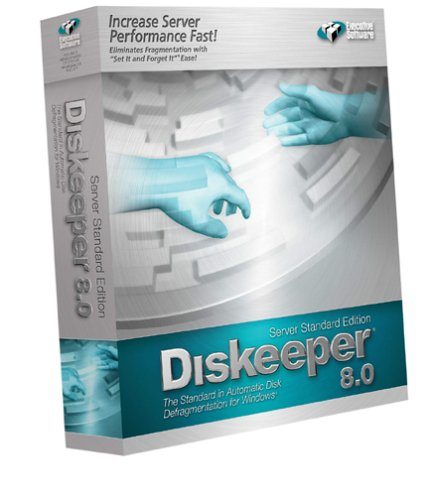 Exec. Soft. DISKEEPER 8.0 SERVER STANDARD
