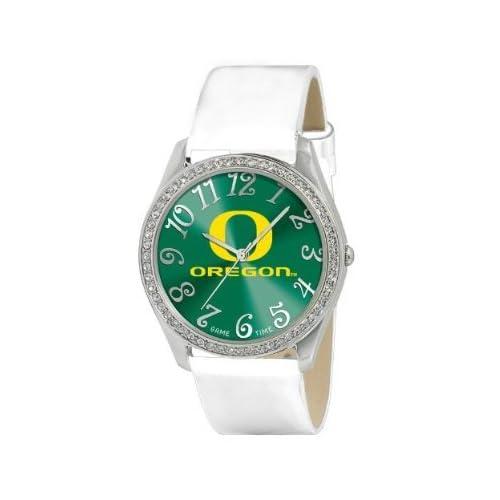 [ゲーム タイム]Game Time Glitz - College (Oregon Ducks Black) 腕時計 [並行輸入品]