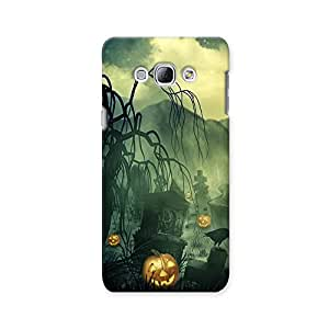 ArtzFolio Scary Movie : Samsung Galaxy A8 Matte Polycarbonate ORIGINAL BRANDED Mobile Cell Phone Protective BACK CASE COVER Protector : BEST DESIGNER Hard Shockproof Scratch-Proof Accessories