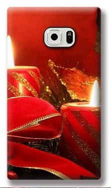 buy Christmas Candles Printed Galaxy S6 Active Case, Xmas Samsung S6 Active Cover