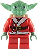 Lego Santa Yoda Limited Edition Minifigure (ONLY) - From Star Wars Advent Calendar 7958