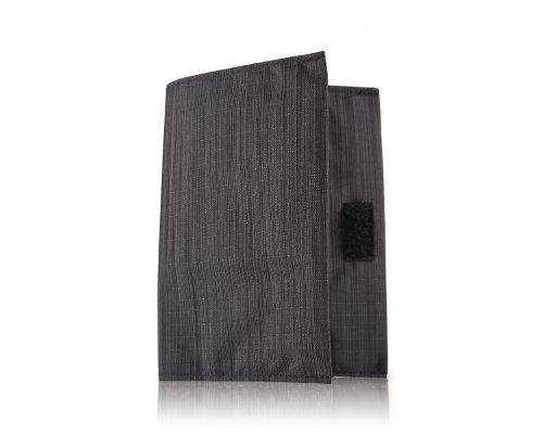 allett-softtech-nylon-coin-pocket-wallet-black