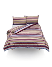 Boho Striped Bedset