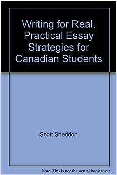 Past Winning Essays - Canada West Foundation