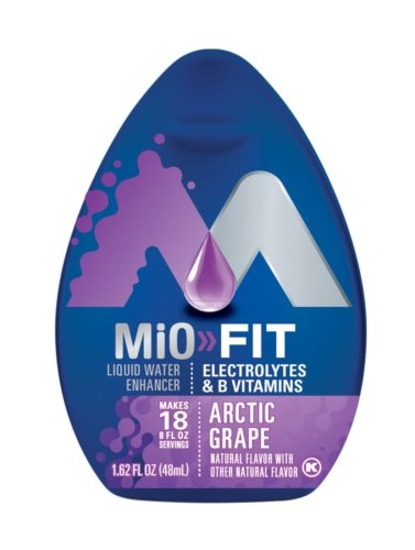 Mio Fit Arctic Grape 1.62 fl oz (Pack of 4)