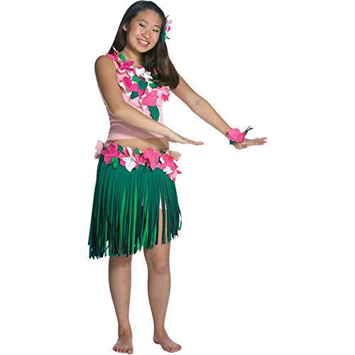 Teen Hula Girl Halloween Costume (Teen 3-5)