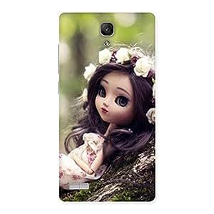 Premium Angel And Tree Multicolor Back Case Cover for Redmi Note Prime