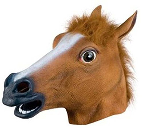 Accoutrements Horse Head Mask JungleDealsBlog.com