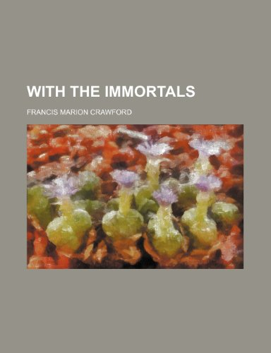 With the Immortals
