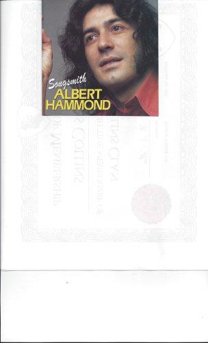ALBERT HAMMOND - Songsmith - Zortam Music