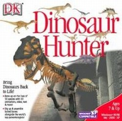 Dinosaur Hunter Educational Computer Game