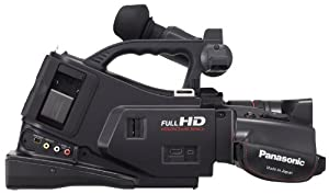 Panasonic AG-AC7PJHD/SD AVCHD CAMCORDERVideo Camera with 23x Optical Zoom with 3.46-Inch LCD(Black)