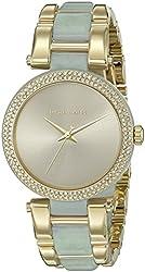 Michael Kors Women's 'Delray' Quartz Stainless Steel Casual Watch (Model: MK4317)