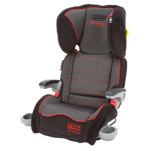booster seat for car the first years compass booster seat elegance black red child seats for car. Black Bedroom Furniture Sets. Home Design Ideas