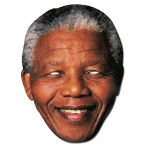 Nelson Mandela Celebrity Mask - 1
