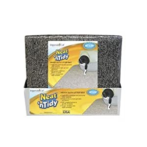 Neat 'n Tidy Cat Large Heavy Duty Litter Mat 36 x 30 NEW!