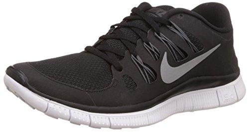 Nike Free 5.0+ Womens Running Shoes 580591-002 Black 7 M US  18c2841c6