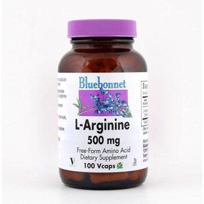 L-Arginine 500Mg - 100 - Capsule