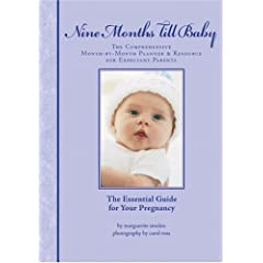Nine Months & Counting Pregnancy Planner