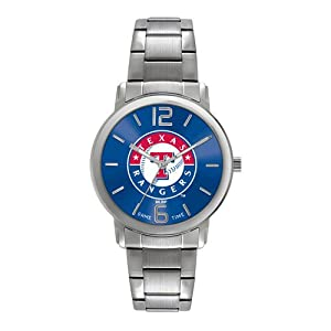 Texas Rangers Ladies All Around Watch by Game Time