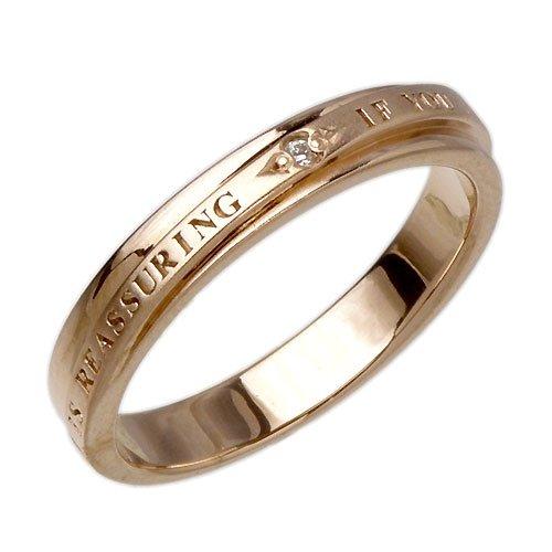 PMR ピーエムアール カラーコーティング シルバー ダイヤモンド リング 指輪