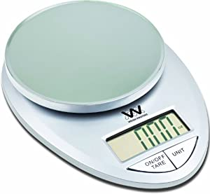 Weigh Masters ProChef Kitchen Scale (Silver)