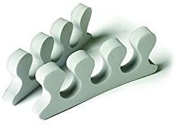 Basicare Toe Separators, 2 Piece