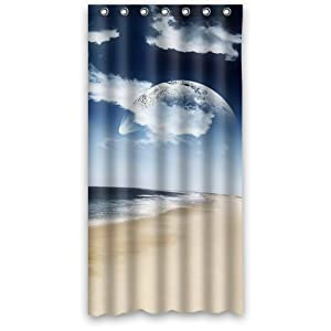 Amazon Custom Fashion Shower Curtain 36 Inch by 72