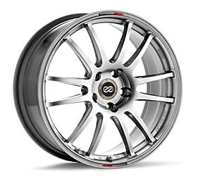 Enkei GTC01- Racing Series Wheel, Hyper Black (19×8.5″ – 5×114.3/5×4.5, 42mm Offset) One Wheel/Rim