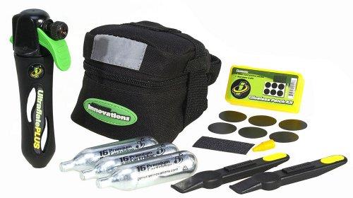 Genuine Innovations DLX Tire Repair/Inflation Seatbag