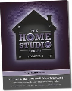 The Home Studio Series: Volume 4 - The Home Studio Microphone Guide