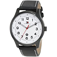Tommy Hilfiger Men's Classic Black Watch