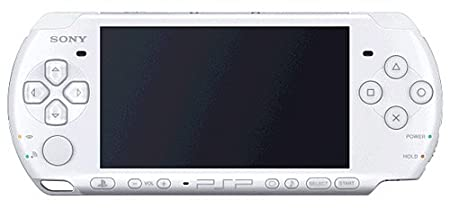 PlayStation Portable - PSP Konsole Slim & Lite 3004, weiß