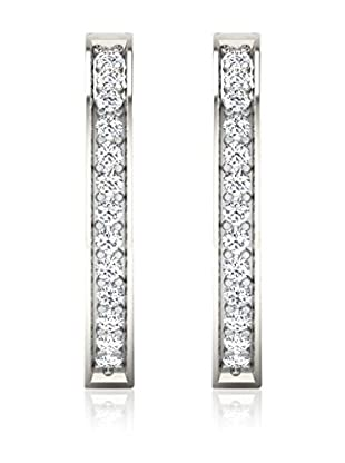 Friendly Diamonds Pendientes FDT11608W Oro Blanco