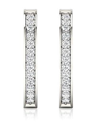 Friendly Diamonds Pendientes FDT11608W Oro Blanco