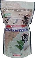 太陽の恵み、ラテンのパワー マテ茶 100TB 1.5g×ティバッグ100袋