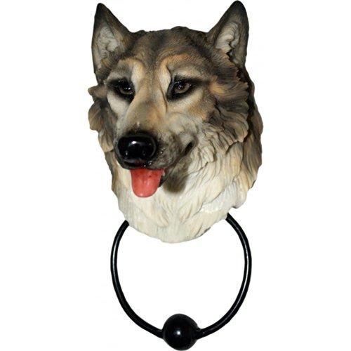 Nemesis Now-Batacchio a forma di lupo