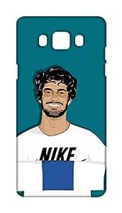 Chelsea Football Club Design - Samsung Galaxy J7 2016 Mobile Hard Case Back Cover - Printed Designer Cover for Samsung Galaxy J7 2016 - SGJ7NCFCB154