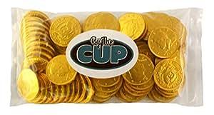 Chocolate Gold Coins, 1lb Bag