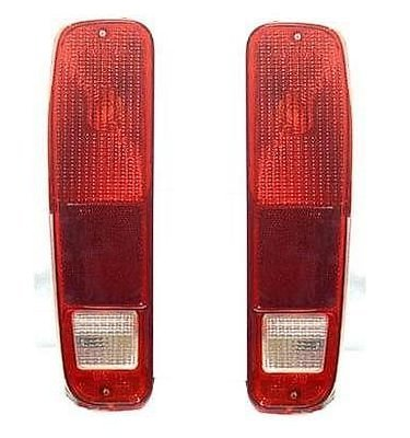 73 74 75 76 77 78 79 Ford F100 F250 F350 Taillight Taillamp Pair Set 78-79 Bronco Driver and Passenger (Ford F100 79 compare prices)