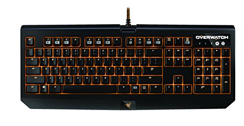 Overwatch Razer BlackWidow Chroma Keyboard