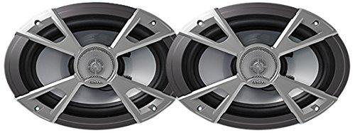 Clarion CMQ6922R 6-Inch x 9-Inch 160-Watt Marine Speakers (Pair)