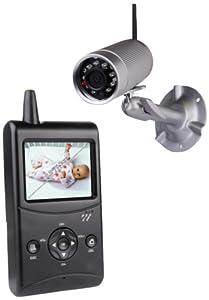 Elro CS82DVR Digitales  Überwachungssystem/ Bildaufnahme mit Ton  BaumarktKritiken und weitere Infos