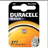 Duracell Knopfzelle Silberoxid Uhrenbatterien (SR626/377/SR66)