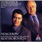 Prokofiev/Shostakovich: Violin