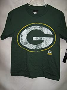 Green Bay Packers BIG G NFL Youth T-Shirt