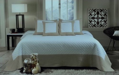 Queen Size Bedspread Dimensions 1783 front