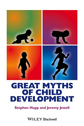 Great Myths Of Child Development (Great Myths Of Psychology) front-1079102