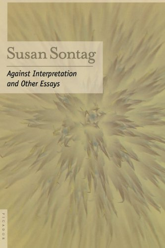Image of Against Interpretation: And Other Essays